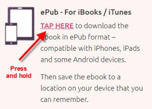 How To Download Your eBook